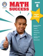 Math Success, Grade 6