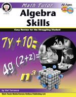 Math Tutor: Algebra by Mark Twain Media