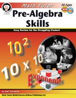 Math Tutor: Pre-Algebra by Mark Twain Media