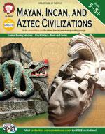 Mayan, Incan, and Aztec Civilizations by Mark Twain Media