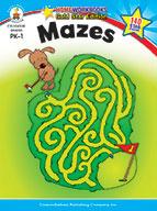 Mazes, Grades Pk - 1 (ebook)