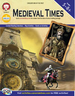 Medieval Times by Mark Twain Media