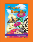 Monarch Butterflies by Mark Twain Media