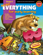 More Everything for Early Learning, Grade K