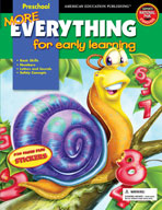 More Everything for Early Learning, Grade PK