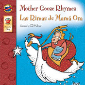 Mother Goose Rhymes (English/Spanish)