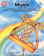 Music: 450 A.D. to 1995 A.D. by Mark Twain Media