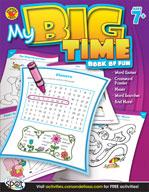 My Big Time Book of Fun, Grades 2-4