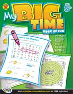 My Big Time Book of Fun, Grades K-2