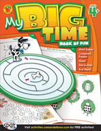 My Big Time Book of Fun, Grades PK-1
