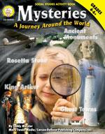 Mysteries: A Journey Around the World by Mark Twain Media