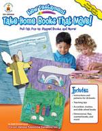 New Testament Take-Home Books That Move!