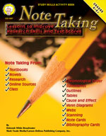 Note Taking by Mark Twain Media