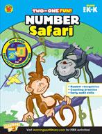 Number Safari and Fantastic Handwriting