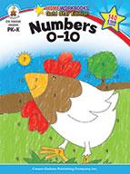 Numbers 0-10, Grades Pk - K (ebook)