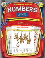 Numbers, Grades Pk - 1