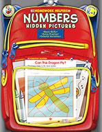 Numbers Hidden Pictures, Grades Pk - 1