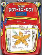 Ocean Dot-To-Dot, Grades Pk - 1 (ebook)