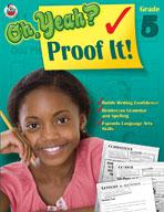 Oh Yeah? Proof It!, Grade 5