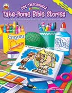 Old Testament Take-Home Bible Stories, Grades Pk - 2