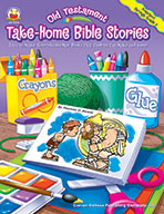 Old Testament Take-Home Bible Stories, Grades Pk - 2