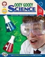 Ooey Gooey Science by Mark Twain Media