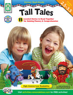 Partner Read-Alouds: Tall Tales