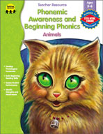 Phonemic Awareness and Beginning Phonics: Animals