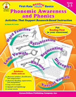 Phonemic Awareness and Phonics, Grades 2-3