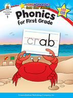 Phonics For First Grade, Grade 1 (ebook)