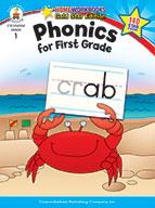 Phonics For First Grade, Grade 1 (ebook)