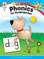 Phonics For Kindergarten, Grade K