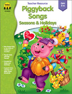 Piggyback Songs - Seasons and Holidays