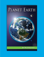 Planet Earth by Mark Twain Media