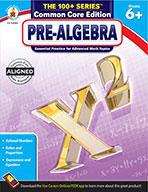 Pre-Algebra, Grades 6 - 8 (ebook)