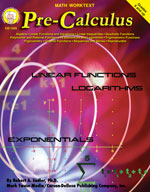 Pre-Calculus by Mark Twain Media