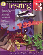 Preparing Students for Standardized Testing: Grade 3 by Ma