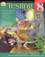 Preparing Students for Standardized Testing: Grade 8 by Ma