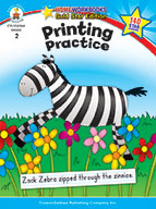 Printing Practice, Grade 2 (ebook)