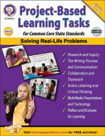 Project-Based Learning Tasks for Common Core State Standards