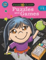 Puzzles And Games, Grades 1 - 2