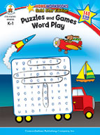 Puzzles And Games: Word Play, Grades K - 1 (ebook)