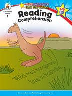 Reading Comprehension, Grade 1 (ebook)