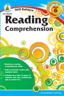 Reading Comprehension, Grade 6