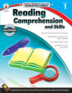 Reading Comprehension and Skills, Grade 1 (eBook)