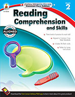 Reading Comprehension and Skills, Grade 2 (eBook)