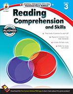 Reading Comprehension and Skills, Grade 3 (eBook)
