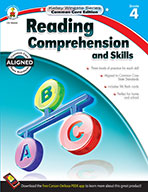 Reading Comprehension and Skills, Grade 4 (eBook)