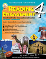 Reading Engagement: Grade 4 by Mark Twain Media