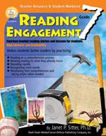 Reading Engagement: Grade 7 by Mark Twain Media